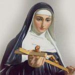 """Sveta Matilda von Hackeborn ‒ vizionarka i mističarka; zbog prekrasnog glasa prozvana """"Kristovim slavujem""""..."""