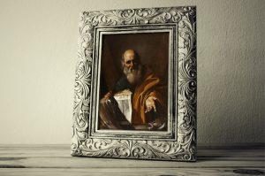 SVETI ANDRIJA – ribar iz Betsaide i jedan od prvih Kristovih apostola koji je život završio mučeničkom smrću