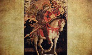 Sveti Krševan – istaknuo se žarkom vjerom u vrijeme Dioklecijanovih progona