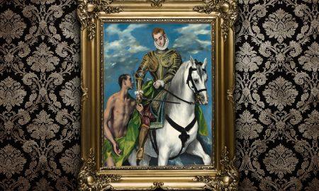 Sveti Martin - tijekom 27 godina biskupske službe trpio je brojna progonstva i protivštine
