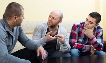 Zašto nije dobro žaliti se prijateljima kad se posvađaš sa ženom