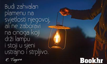 Važan je (i) onaj koji drži lampu