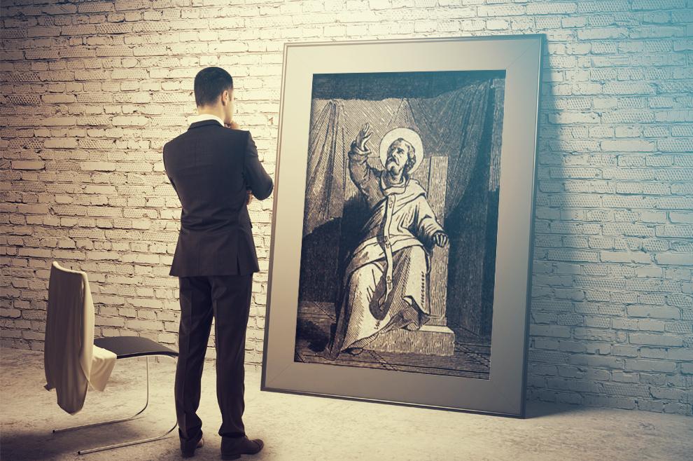 Sveti Filogonije - u zrelim godinama napustio je zanimanje odvjetnika i prigrlio duhovni poziv