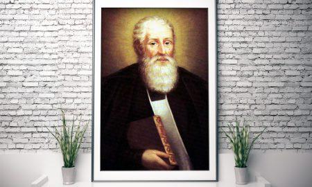 Sveti Petar Fourier - francuski svećenik i osnivač Družbe sestara Naše Gospe