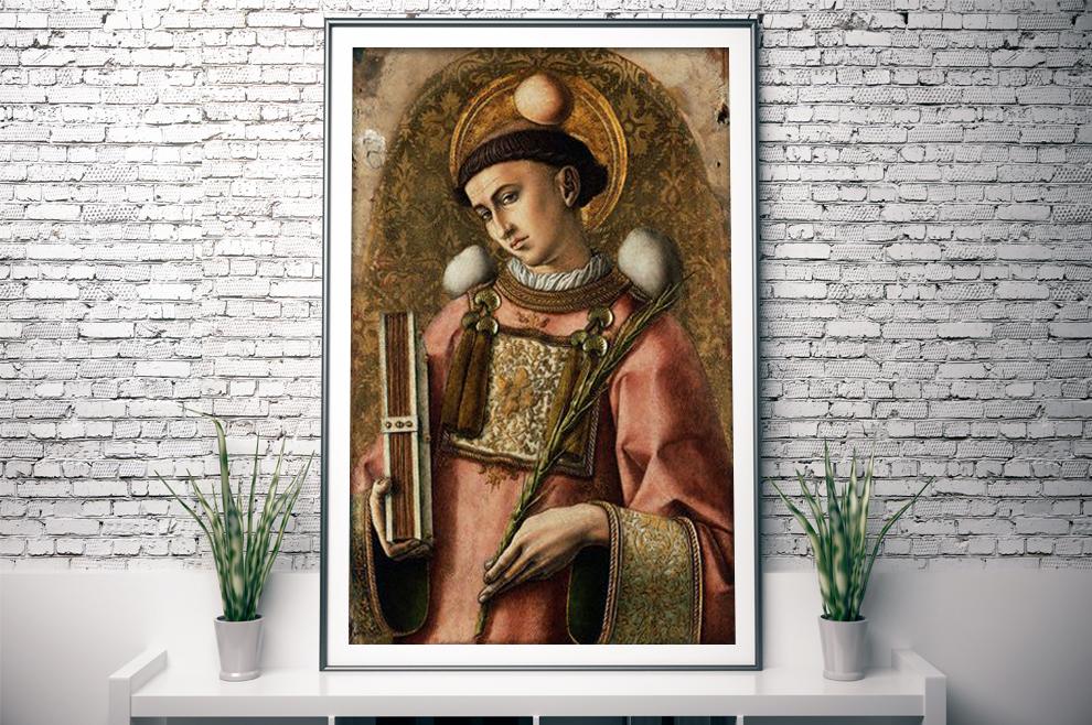 Sveti Stjepan – prvi je dao život za Isusa Krista