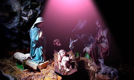 Bog se rađa u skromnosti staje, da bi bio bliz svakom čovjeku