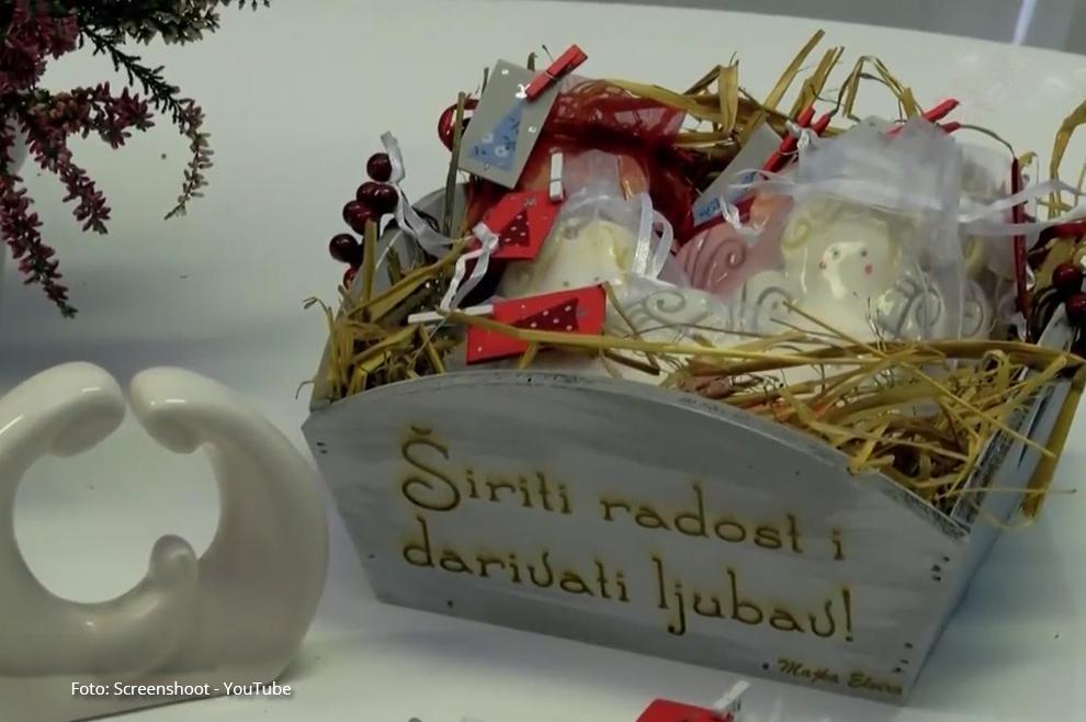 Kupnjom 'božićne košarice' podržite zajednicu Cenacolo!