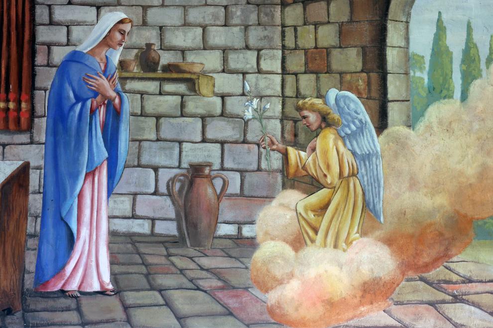 """Navještenjem Mariji započinje """"punina vremena"""""""