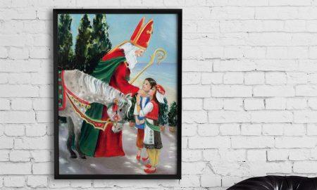 Sveti Nikola – zaštitnik djece, mladeži, pomoraca i putnika