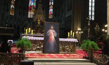 U zagrebačkoj je katedrali izložena čudesna slika – prva slika Milosrdnoga Isusa!