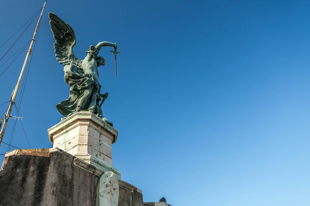 O. Augustyn Pelanowski o ulozi arkanđela