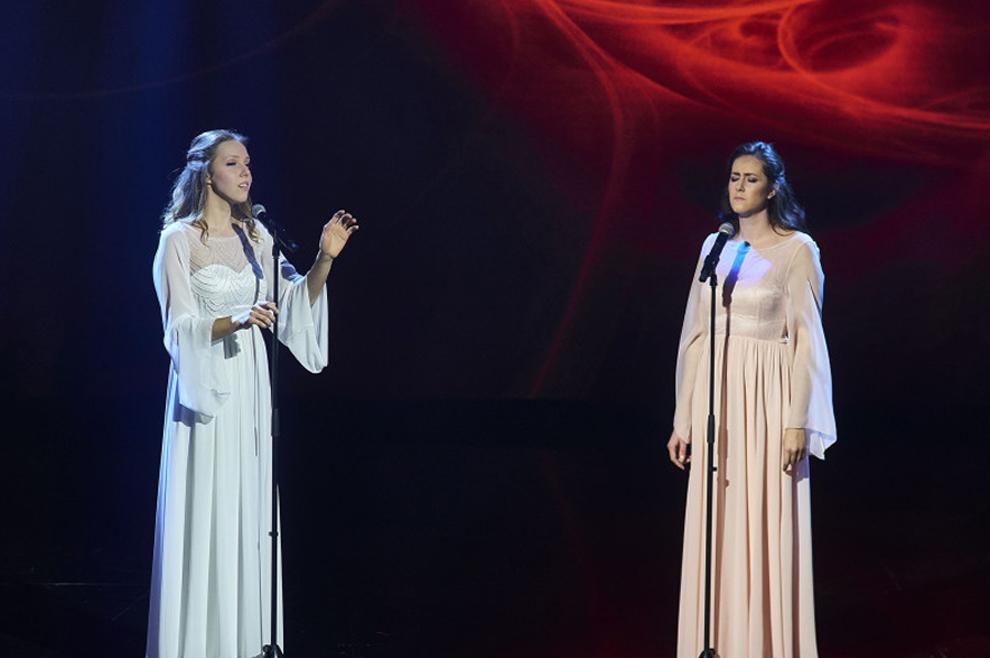 [VIDEO] Sestre Ramljak oduševile izvedbom pjesme Dubine i plasirale se u finale Supertalenta!