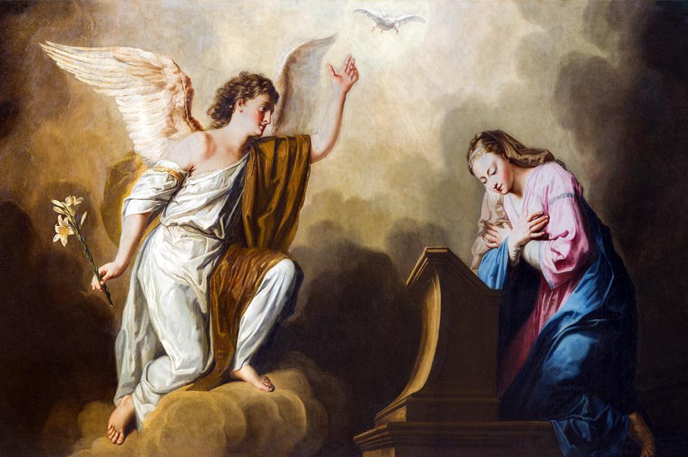 """Zašto za Mariju kažemo da je """"milosti puna""""?"""