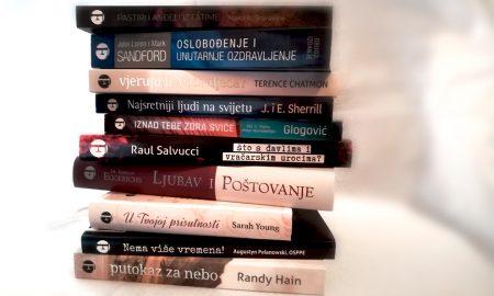 10 najtraženijih knjiga u prosincu iz naše biblioteke
