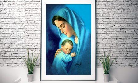 Blažena Djevica Marija Bogorodica