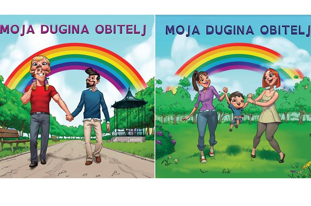 Iz pisma udruge Vigilare ministrici Divjak o LGBT slikovnicama: 'Hoćete li dozvoliti ulazak ove sporne literature u hrvatske vrtiće i škole'