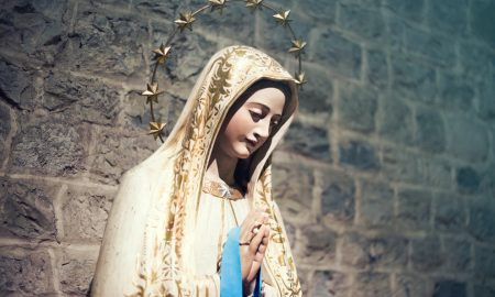 Marija - savršena moliteljica