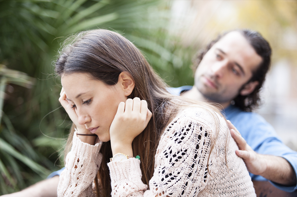 """U ovom n""""Osjećam da sam podbacila kao majka."""" Što muž treba reći kad mu se žena tako (po)žali?esigurnom svijetu to je naša jedina prava utjeha i sigurnost…"""