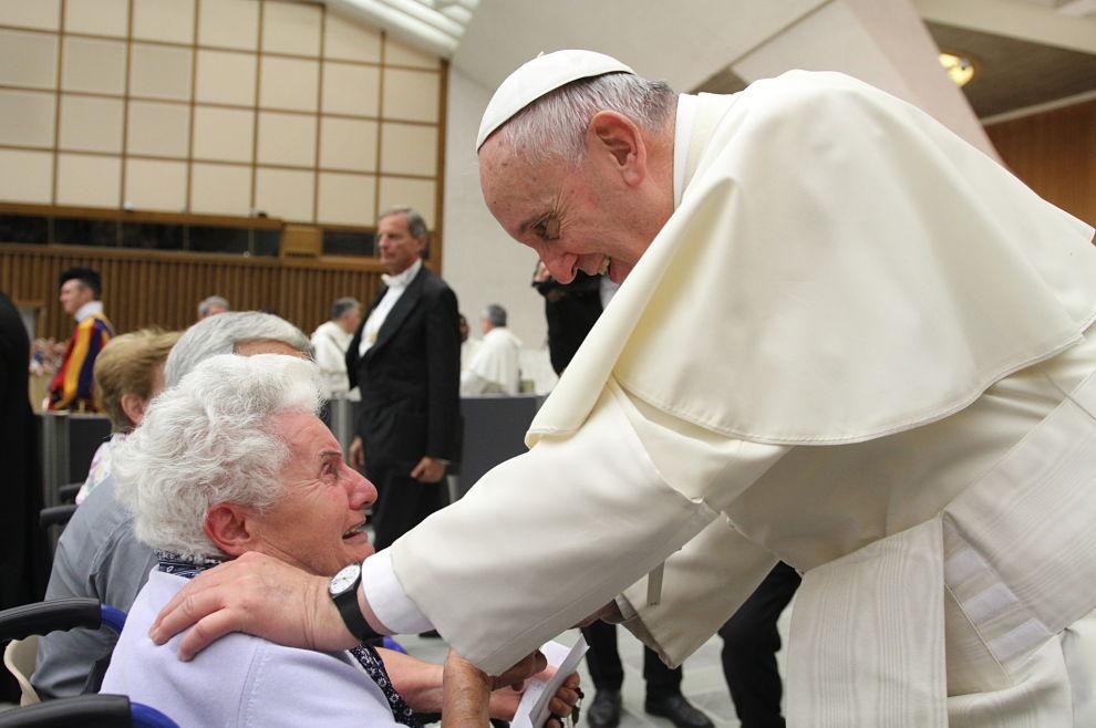 Papa Franjo: Grijeh nas odvaja od Boga i bližnjih