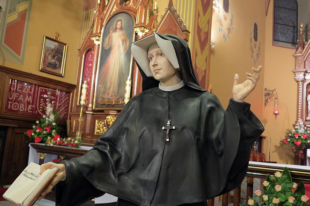 Primjeri iz života sv. Faustine koji će nam pomoći vježbati se u krotkosti i slijediti Isusov glas