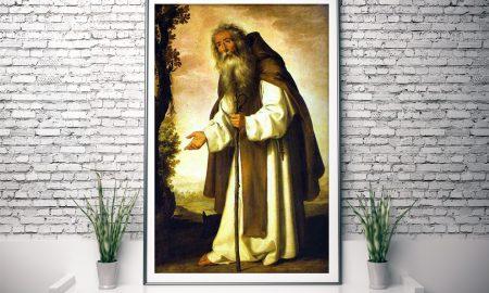 """Sveti Antun Pustinjak – """"otac monaštva"""" i začetnik pustinjaštva"""