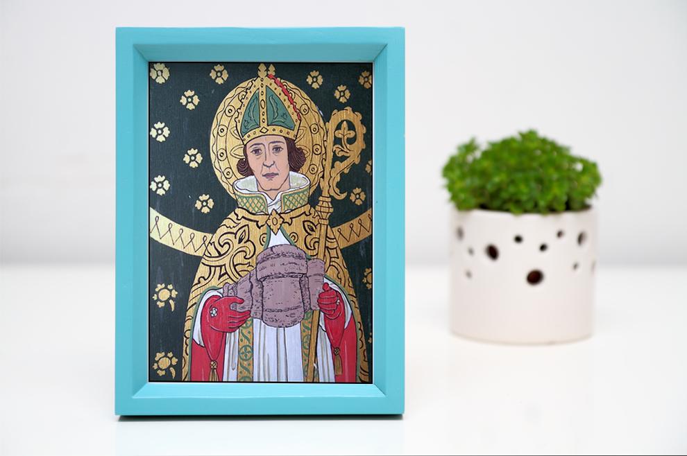 Sveti Fursa – irski benediktinac, misionar i mistik