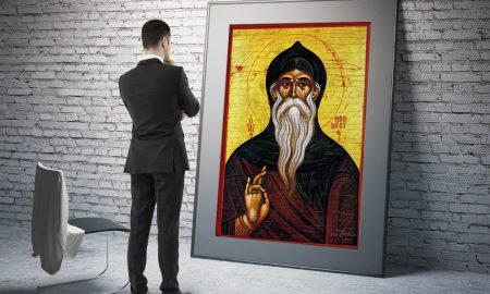 Sveti Teodozije – sljedeći Abrahamov primjer, napustio je dom i krenuo u potragu za Isusom Kristom