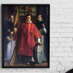 Sveti Vinko – podnio je mučeničku smrt jer je odbio spaliti Sveto pismo