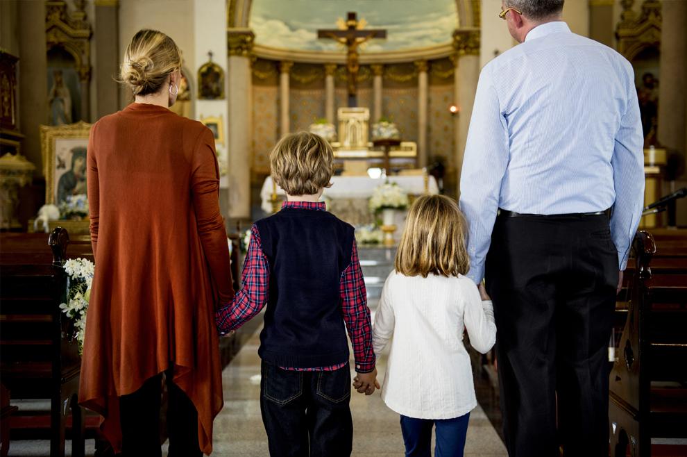 """""""Zahvaljujući roditeljima braća, sestre i ja i danas volimo Isusa i Crkvu"""""""