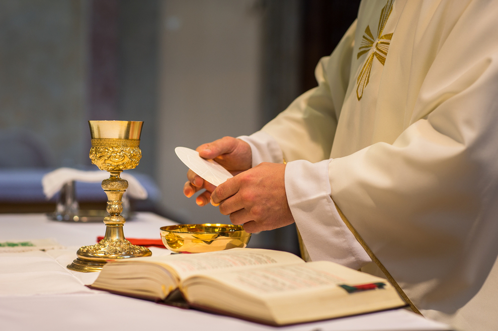 Papa Franjo: Isusov je križ bio prvi oltar