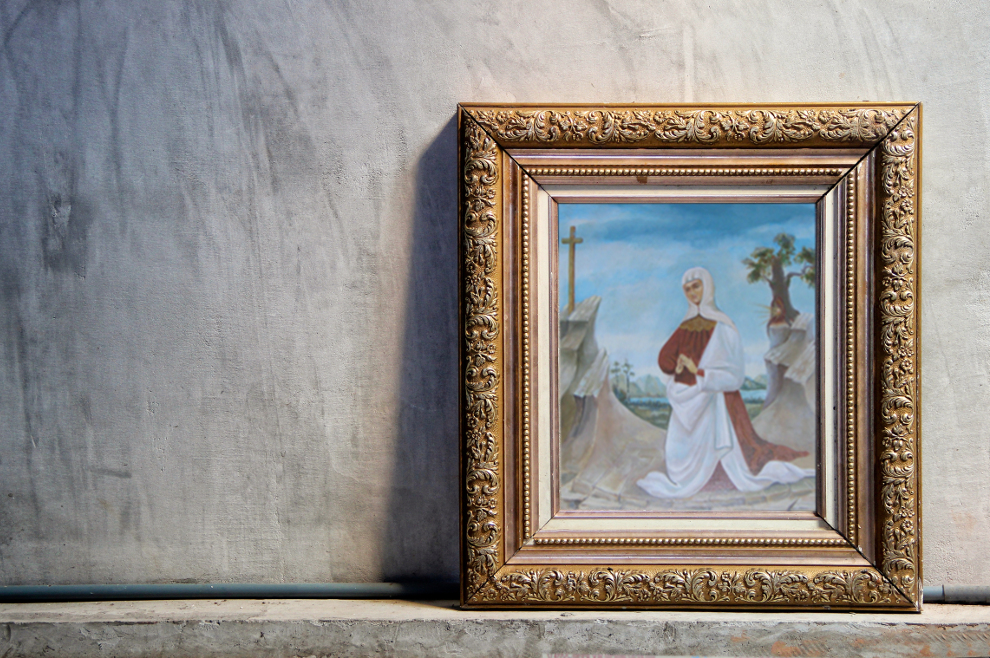 Blažena Edigna – siromašna hodočasnica