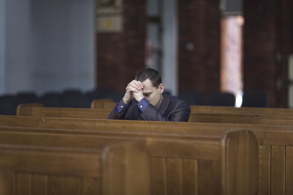 Evo kako biti sabraniji na svetoj misi