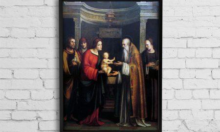 Prikazanje Gospodinovo u hramu (Svijećnica)