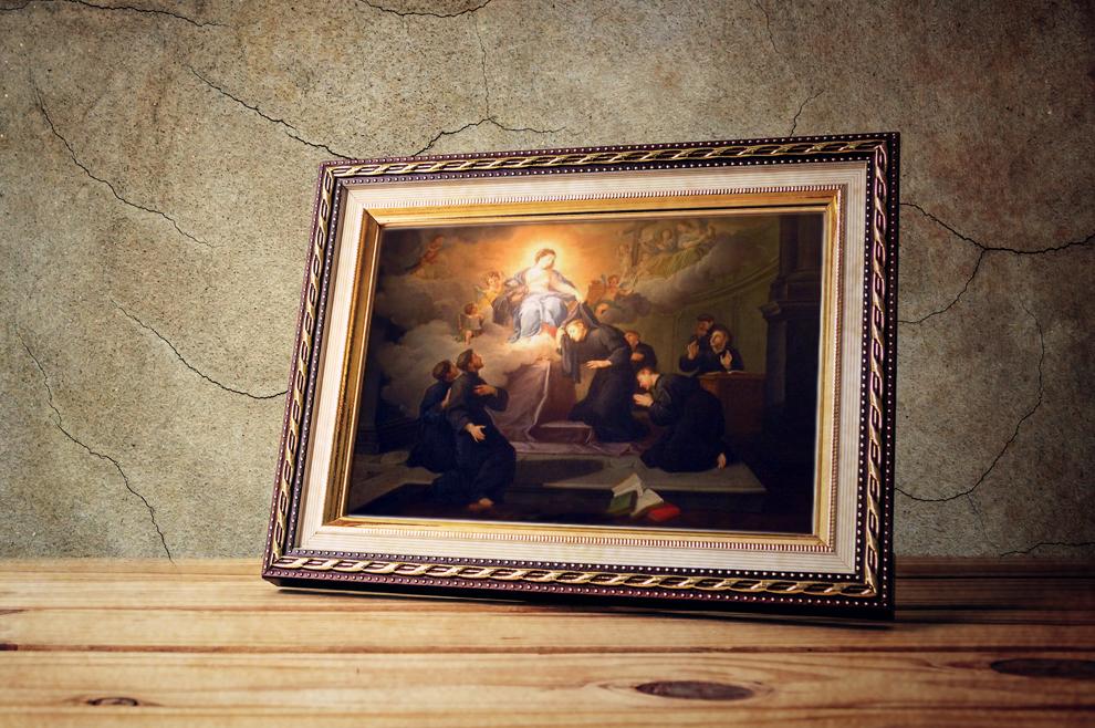 Sedam utemeljitelja Reda slugu Marijinih
