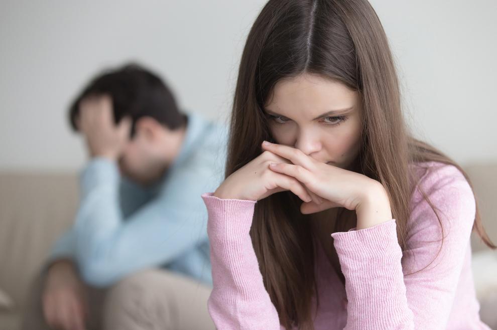 Što žena može učiniti ako ne osjeća potrebu za bračnim sjedinjenjem?