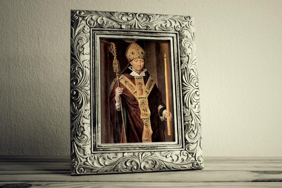 Sveti Blaž (Vlaho) – pomoćnik u bolestima grla i zaštitnik Dubrovnika