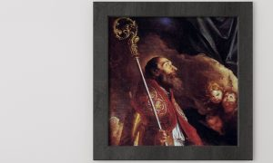 Sveti Euherije iz Orléansa – od najranije je mladosti bio pobožan i proučavao Sveto pismo