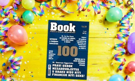 """Jubilarni stoti broj """"Booka"""" na svim kioscima!"""