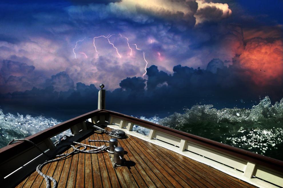 Koji je smisao životnih oluja