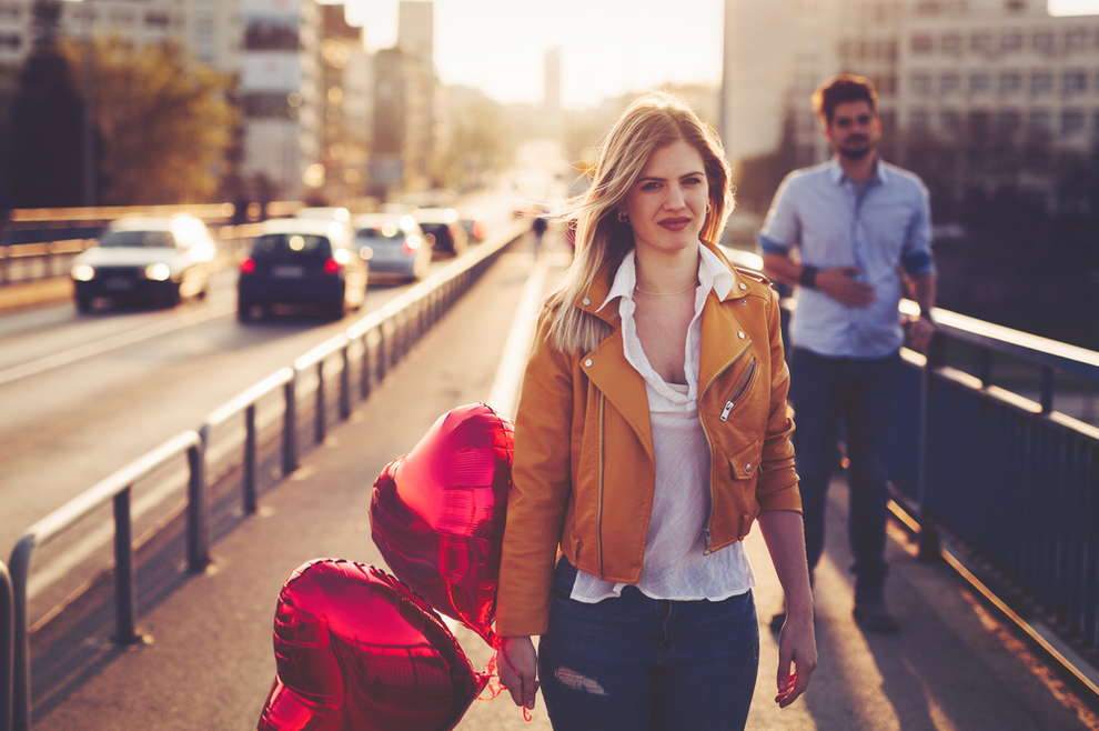 Ljubomora preobražava ljubav u mržnju