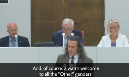 VIDEO Njemački političar na humorističan način ukazao na posljedice Istanbulske konvencije
