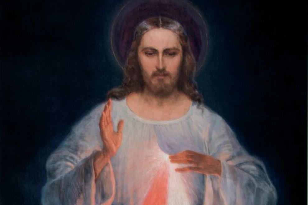 """Pater Marko i Book.hr vam uoči Nedjelje Božanskog milosrđa daruju e-knjigu: """"Sedmodnevnica milosrdnomu Isusu""""!"""