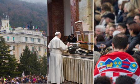 Posjetili smo grad u kojem je Padre Pio živio i djelovao: I 50 godina nakon njegove smrti, milijuni vjernika dolaze moliti za zagovor sveca iz Pietrelcine