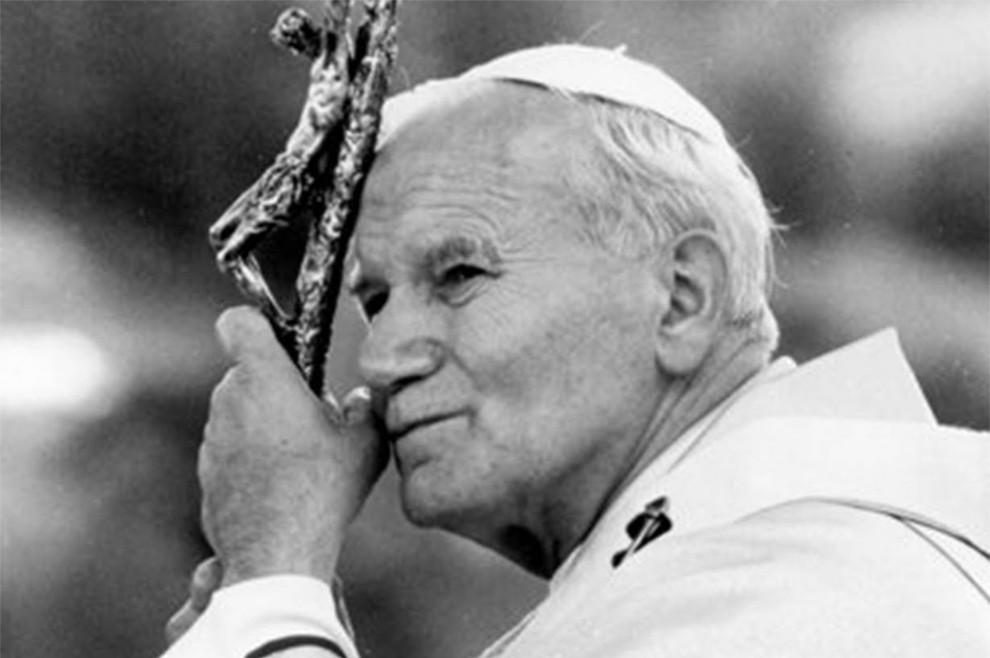 Priča o sv. Ivanu Pavlu II. i tajanstvenom beskućniku