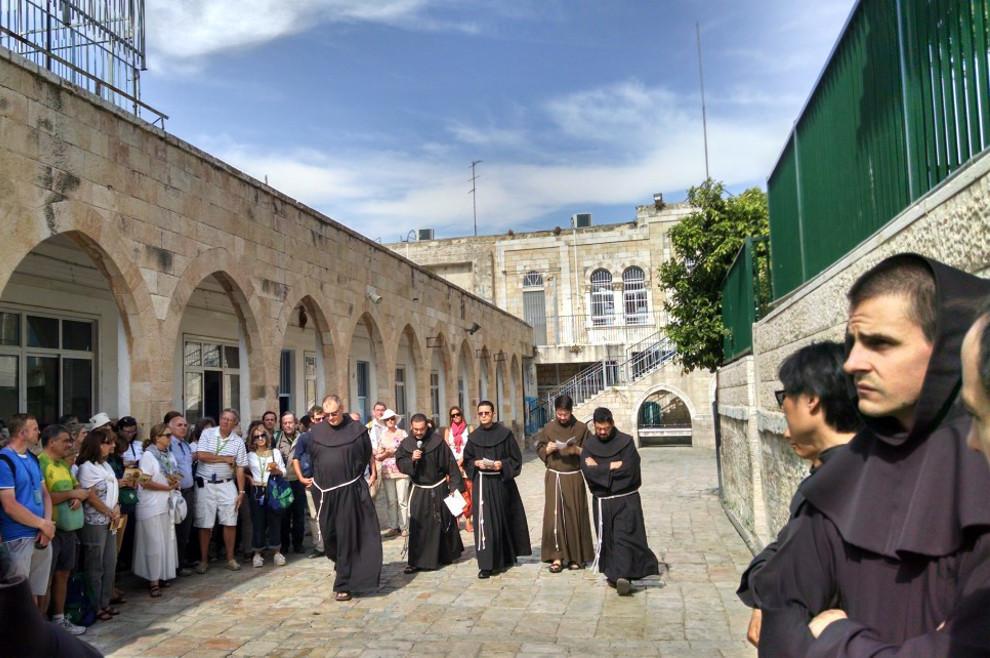 """FOTO Prošećite """"Križnim putem"""" u Jeruzalemu"""