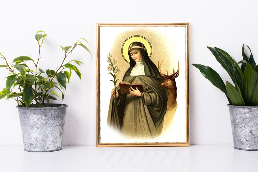 Sveta Katarina Švedska – život je posvetila molitvi, poučavanju vjeronauka i brizi za siromahe