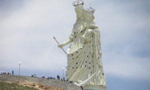 Veličanstveni kip Djevice Marije u Boliviji sedam je metara viši od kipa Krista Otkupitelja u Rio de Janeiru