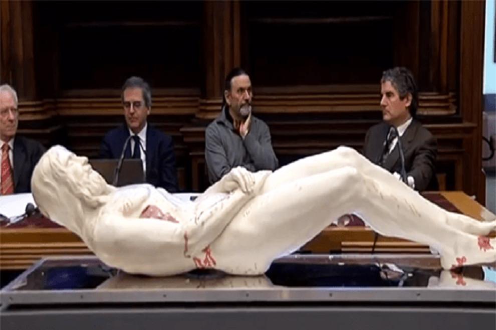 Znanstvenici prema Torinskom platnu napravili 3D prikaz Isusova tijela