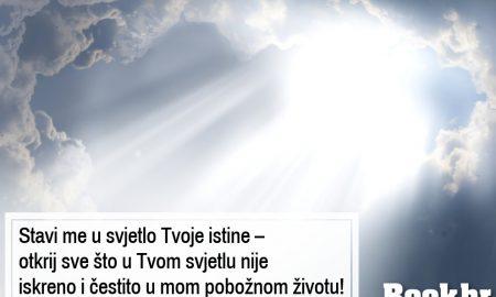 U svjetlu Tvoje istine…