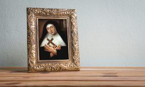 Blažena Marija od Utjelovljenja – nakon suprugove smrti ona i njezine tri kćeri postaju karmelićankama